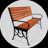 Сварные скамейки