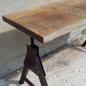 Стол деревянный Loft-47