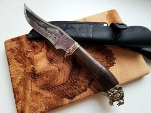 Нож туристический Охотник 1