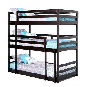 Кровать трехъярусная