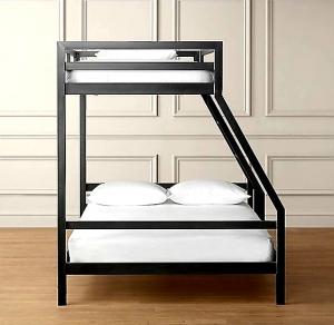 Кровать лофт двуспальная