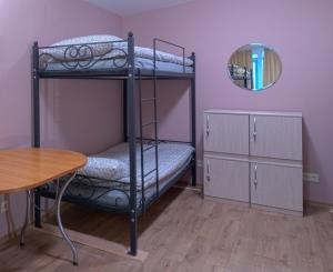 Двухъярусная кровать модель