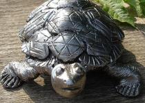 Кованая черепаха ручная ковка