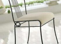Кованый стул F28