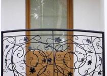Кованый балкон F29