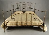 Кровать двуспальная F75