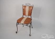 Кованый стул F86