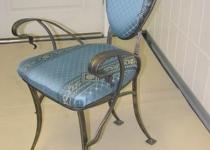 Кованый стул F105