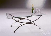 Кованый стол F108