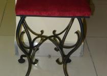 Кованый стул F125