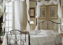 Кровать двуспальная F171