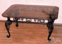Кованый стол F171