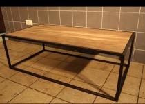 Стол на металокаркасе Loft-40