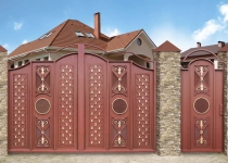 Типовые ворота Династия