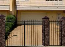 Типовые ворота Садовые