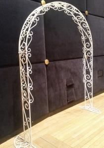 Свадебная арка F01
