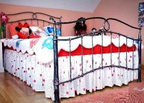 Кровать двуспальная F1
