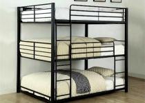 Кровать трехъярусная F11