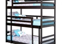 Кровать трехъярусная F12