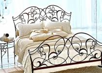 Кровать с изголовьем двуспальная F2