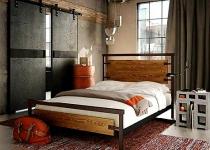 Кровать Лофт F19