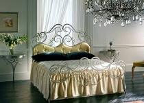 Кованая кровать F30