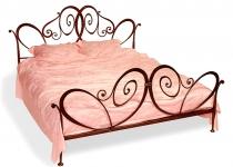 Кованая кровать F33