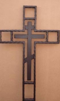 Кованый крест K4