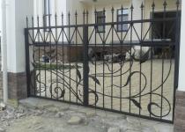 Кованые ворота FG2-0175