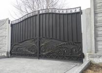 Ворота new-079