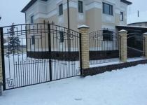 Ворота new-080