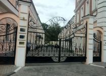 Ворота модель new-001
