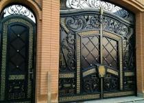 Ворота new-039
