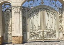 Ворота new-040