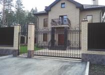 Ворота модель new-068