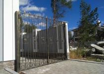 Ворота модель new-069