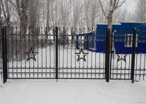 Ворота new-071