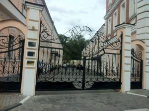 Ворота модель